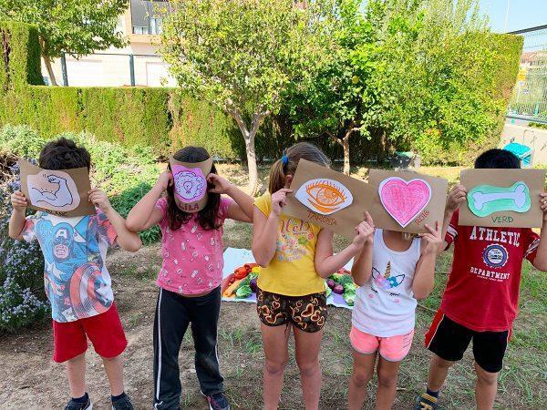 Retomamos las actividades de fomento de los huertos escolares agroecológicos
