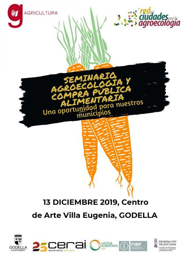 """Seminario """"Agroecología y compra pública alimentaria"""""""