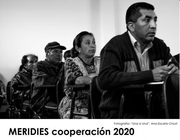 Convocatoria de becas de cooperación a través del programa 'MERIDIES'