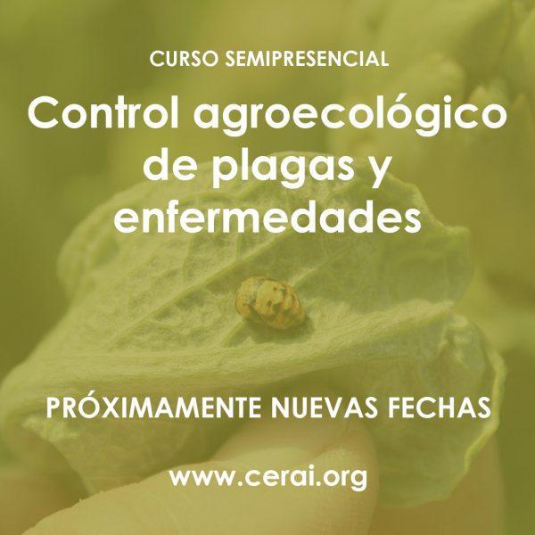 Aplazada la formación online sobre control agroecológico de plagas