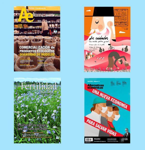 Accede a los contenidos de nuestras revistas socias. ¡Feliz lectura!