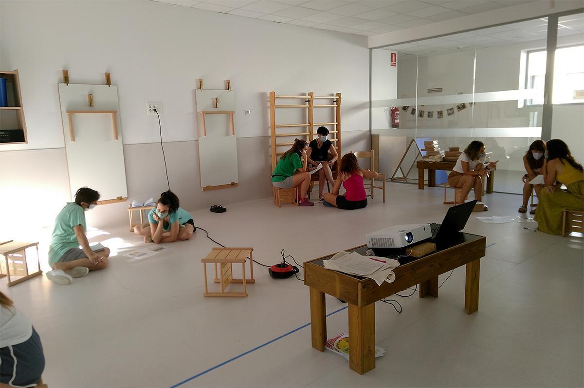 Seguimos fomentando la alimentación sostenible y saludable en las escuelas infantiles municipales de Madrid