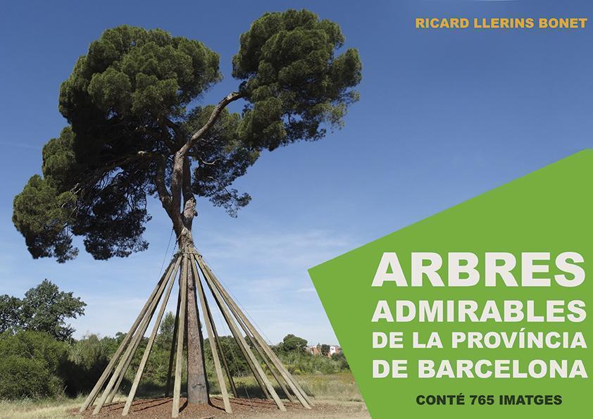 Ricard Llerins, socio de CERAI Catalunya, presenta 'Arbres admirables de la província de Barcelona'