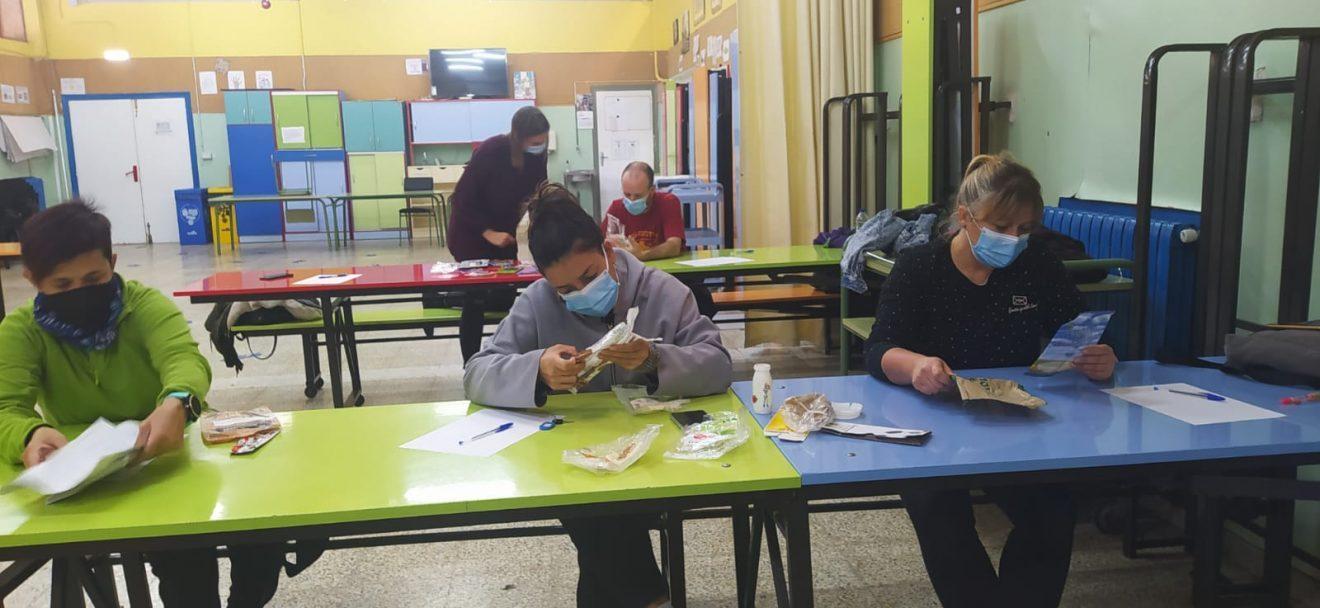 Más centros escolares de Zaragoza se suman a la transición hacia unos comedores escolares sostenibles