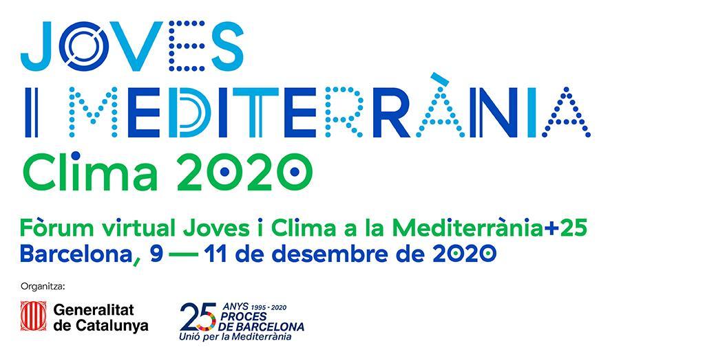 Foro virtual Jóvenes y Clima en el Mediterráneo+25