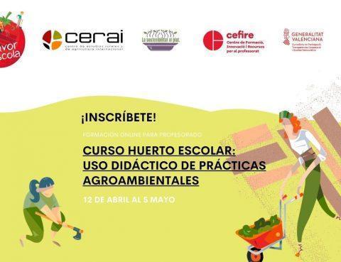 Curso CEFIRE: Uso didáctico de prácticas agroambientales