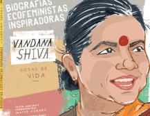 Vandana Shiva, gotas de vida. CERAI