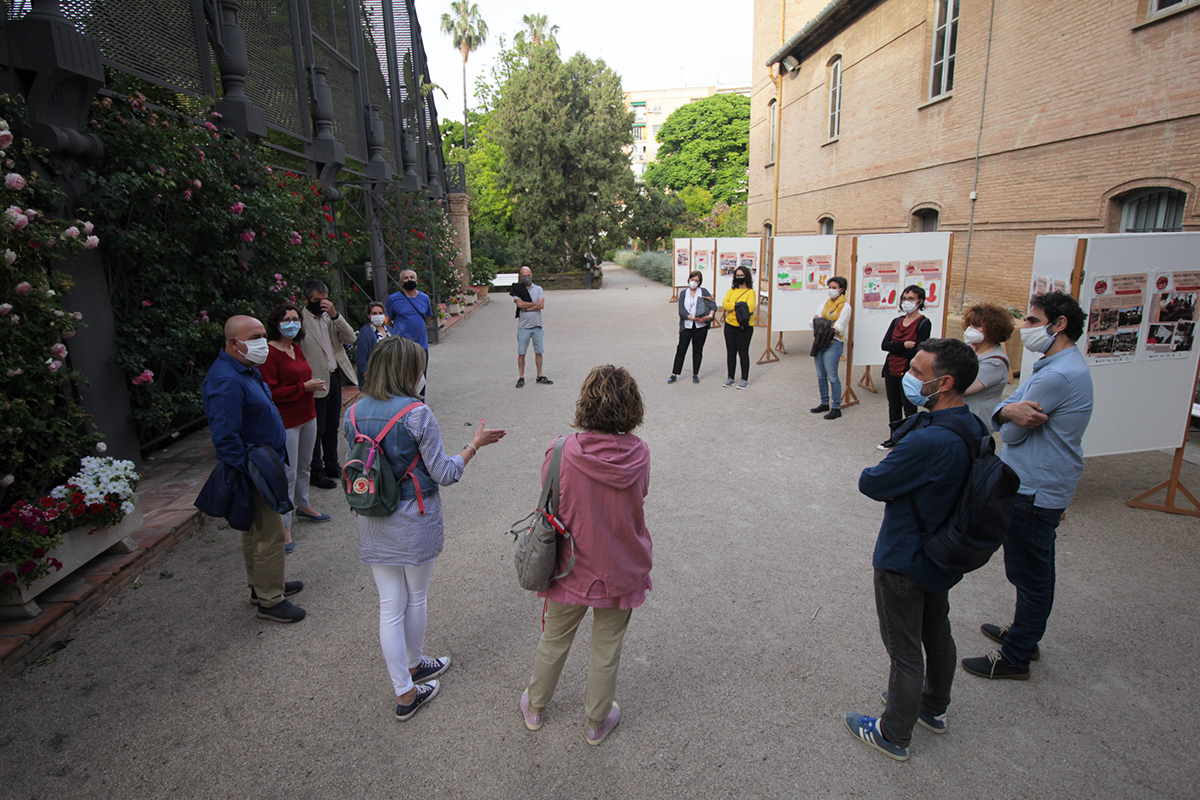 """Ya puedes visitar la exposición """"Gotes de vida"""" en el Jardí Botànic de València"""