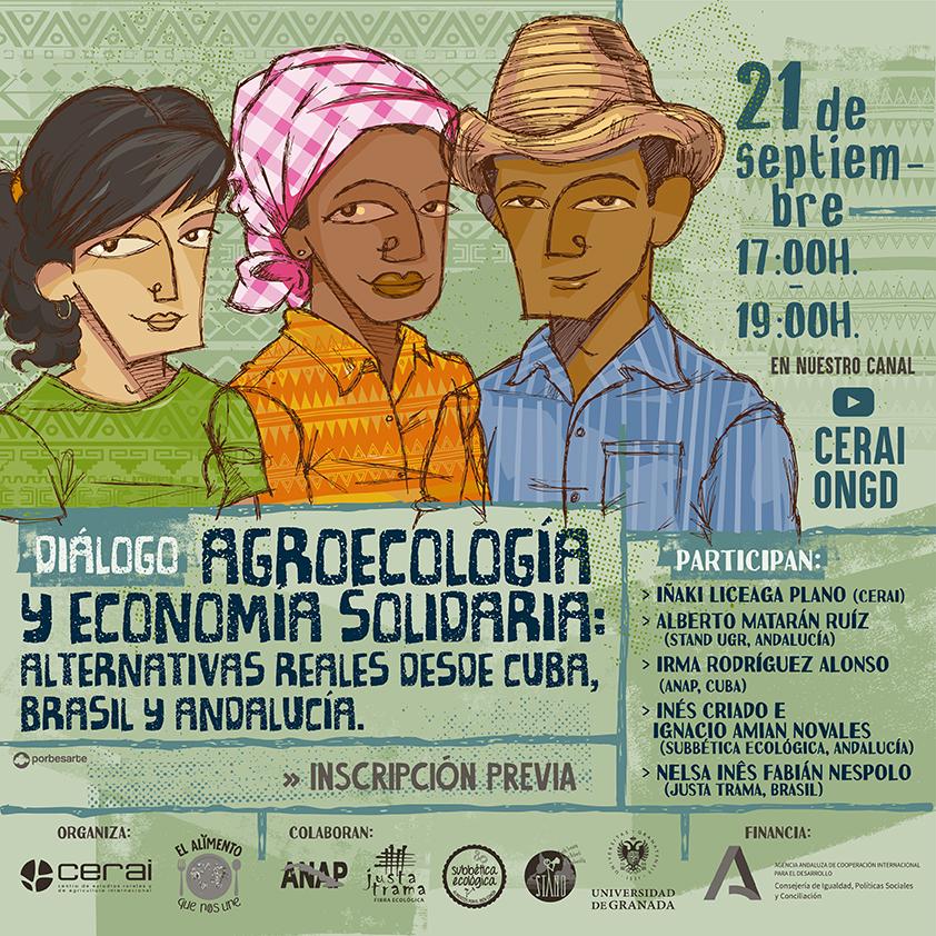 Agroecología y Economía Solidaria_Cartel