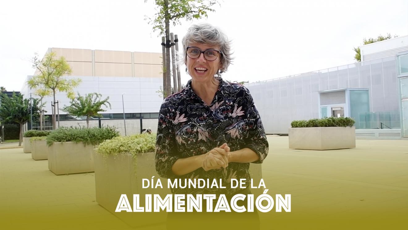 Edurne Caballero, presidenta de CERAI, Día Mundial de la Alimentación 2021